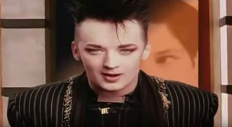Culture Club - Move Away - Official Music Video