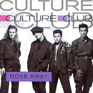 Culture Club - Move Away - Single Cover
