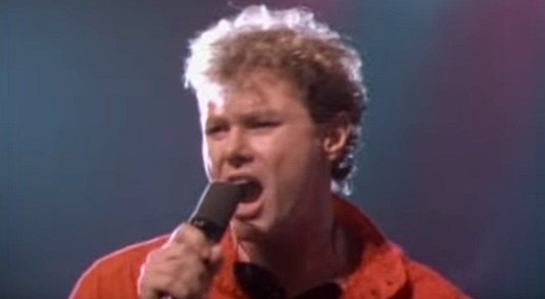Dan Hartman - We Are The Young - Official Music Video