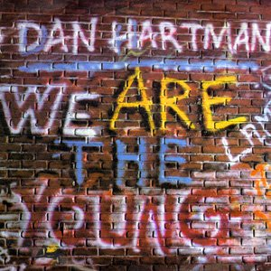 Dan Hartman - We Are The Young - Single Cover