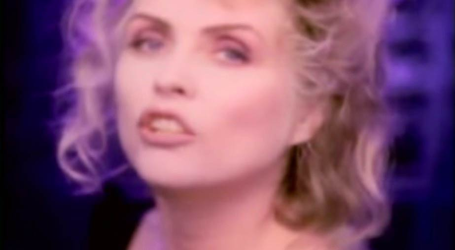 Debbie Harry - I Want That Man - Official Music Video