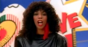 Donna Summer - Love Is In Control (Finger On The Trigger) - Official Music Video