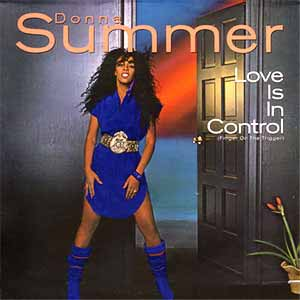 Donna Summer - Love Is In Control (Finger On The Trigger) - Single Cover