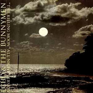 Echo and the Bunnymen - The Killing Moon - Single Cover