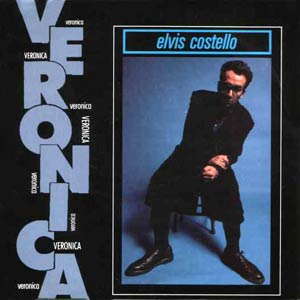 Elvis Costello - Veronica - Single Cover