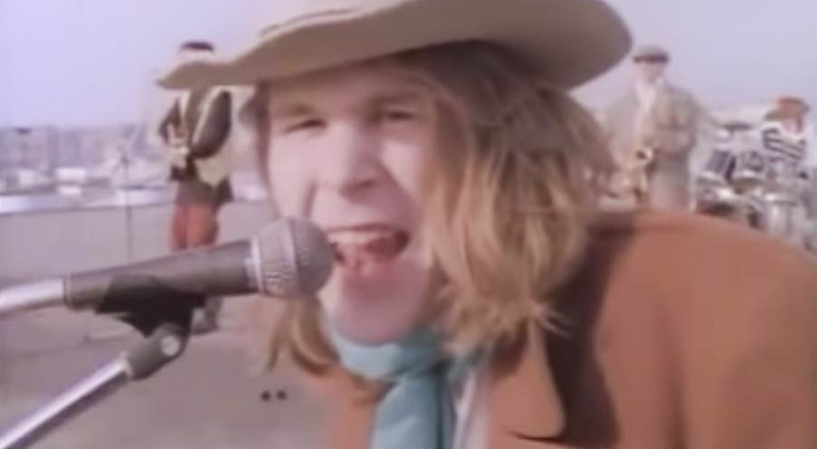 Hothouse Flowers - Don't Go - Official Music Video