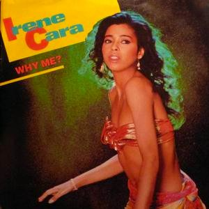 Irene Cara - Why Me - Single Cover