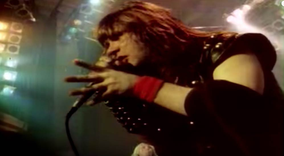 Iron Maiden - The Number Of The Beast - Official Music Video