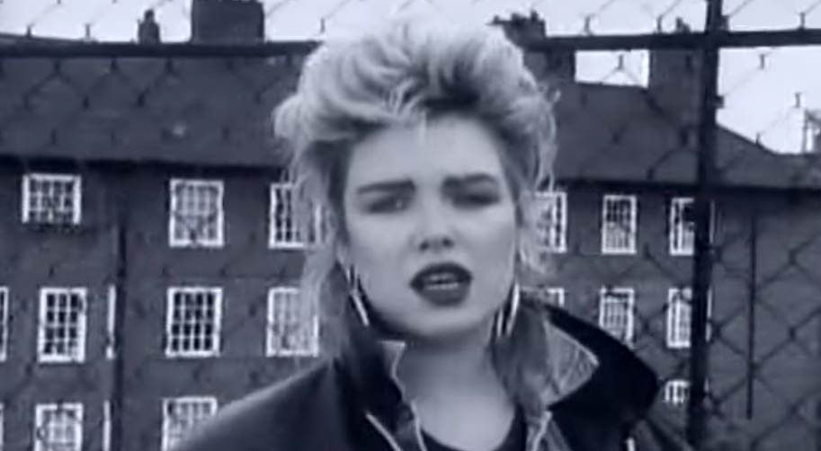 Kim Wilde - Schoolgirl - Official Music Video