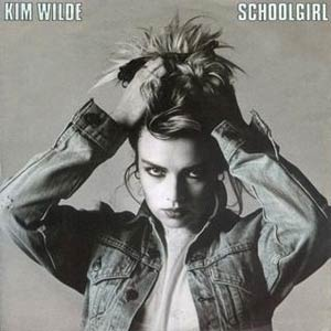 Kim Wilde - Schoolgirl - Single Cover