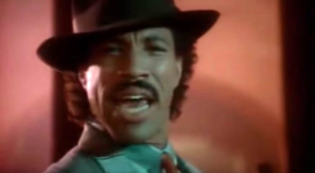Lionel Richie - Running With The Night - Official Music Video