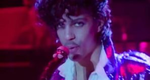Prince - Little Red Corvette - Official Music Video