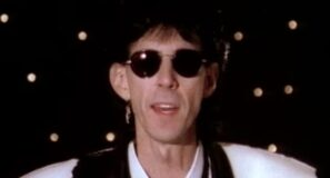 Ric Ocasek - True To You - Official Music Video