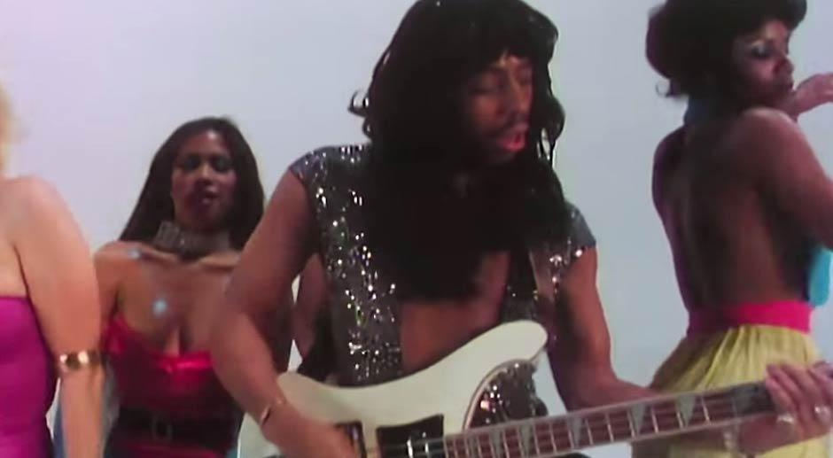 Rick James - Super Freak - Official Music Video