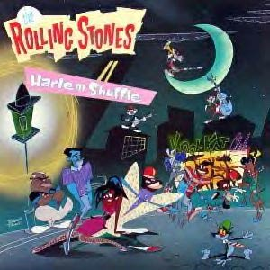 The Rolling Stones - Harlem Shuffle - Single Cover