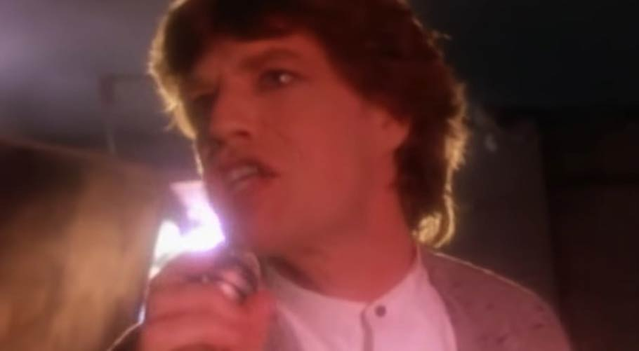 The Rolling Stones - Undercover Of The Night - Official Music Video