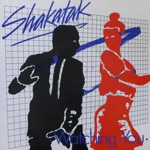 Shakatak - Watching you - Single Cover