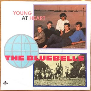 The Bluebells - Young At Heart - Single Cover