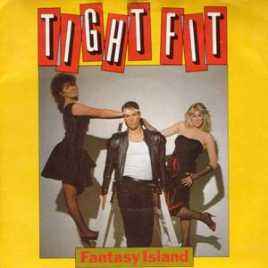 Tight Fit - Fantasy Island - Single Cover