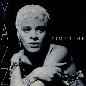 Yazz – Fine Time – Single Cover