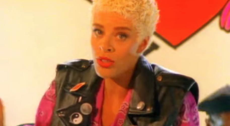 Yazz - Stand Up For Your Love Rights - Official Music Video