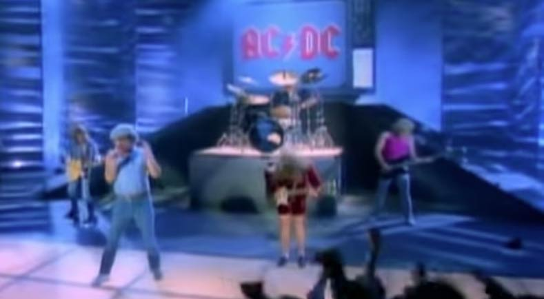 AC/DC - Heatseeker - Official Music Video