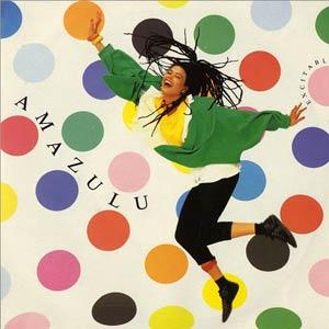 Amazulu - Excitable - Single Cover