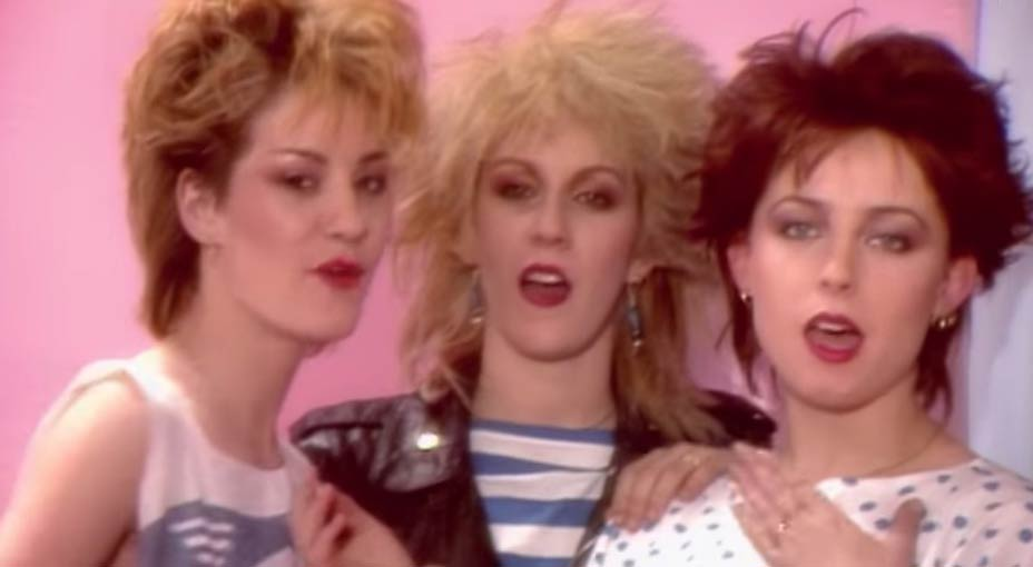 Bananarama & Fun Boy Three - Really Saying Something - Official Music Video
