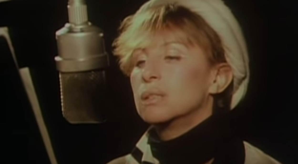 Barbra Streisand - Memory - Official Music Video