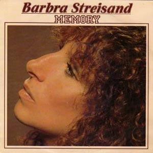 Barbra Streisand - Memory - Single Cover