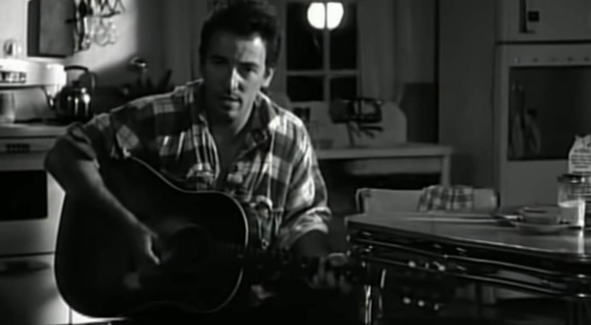 Bruce Springsteen - Brilliant Disguise - Official Music Video