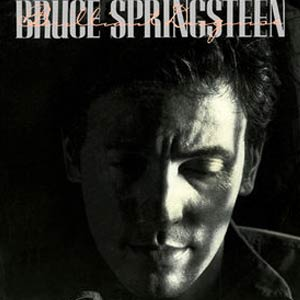 Bruce Springsteen - Brilliant Disguise - Single Cover