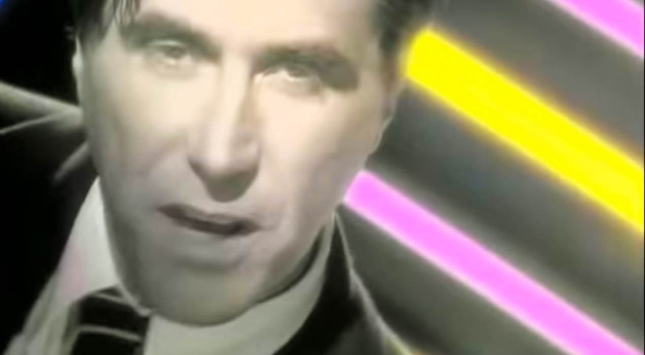 Bryan Ferry - Kiss and Tell - Official Music Video