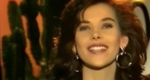 C. C. Catch - Nothing But A Heartache - Music Video