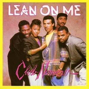 Club Nouveau - Lean On Me - Single Cover