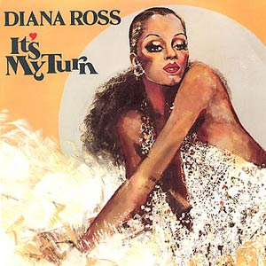 Diana Ross - It's My Turn - Single Cover
