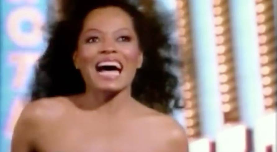 Diana Ross - Why Do Fools Fall In Love - Official Music Video