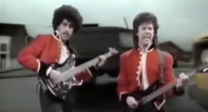 Gary Moore & Philip Lynott - Out In The Fields - Official Music Video