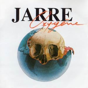 Jean-Michel Jarre - Oxygene, Pt. 4 (1989 Version) - Single Cover