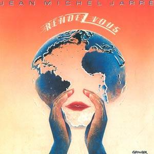 Jean-Michel Jarre - Fourth Rendez-Vous / Quatrième Rendez-Vous - Single Cover
