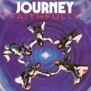Journey - Faithfully - Single Cover