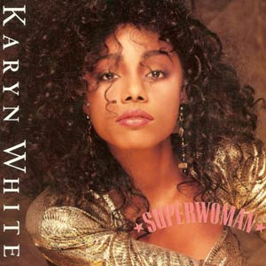 Karyn White - Superwoman - Single Cover