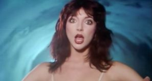 Kate Bush - Sat in Your Lap
