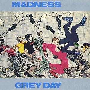 Madness - Grey Day - Single Cover