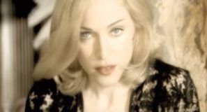 Madonna - Love Don't Live Here Anymore - Official Music Video