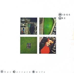 Midge Ure - That Certain Smile - Single Cover
