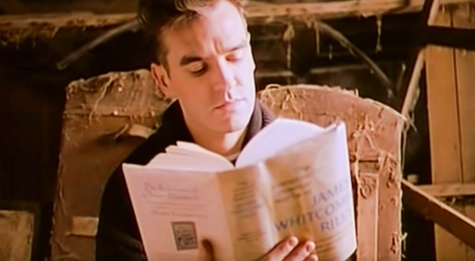 Morrissey - Suedehead - Official Music Video