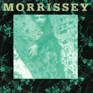 Morrissey - The Last Of The Famous International Playboys - Single Cover