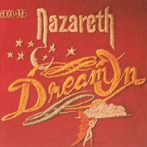Nazareth - Dream On - Single Cover