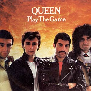 Queen - Play The Game - Single Cover